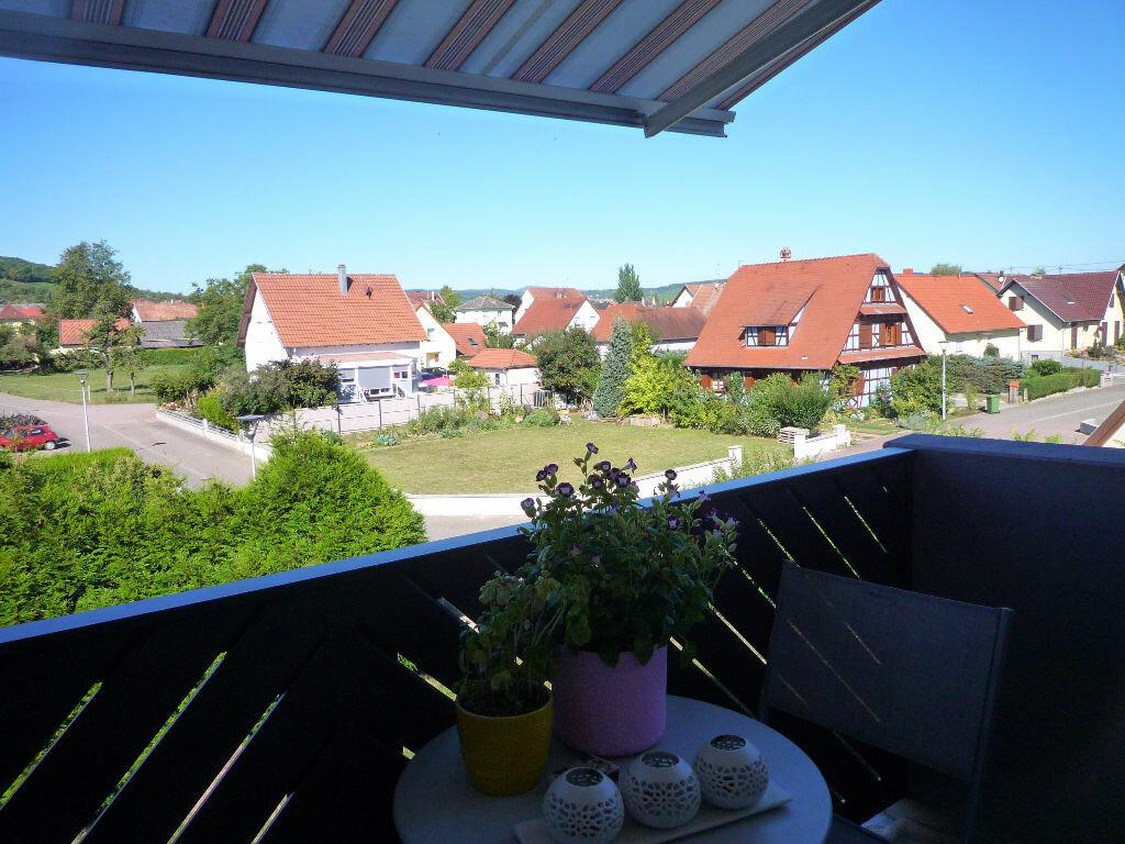 Achat Appartement 3 pièces à Bischoffsheim - vignette-1