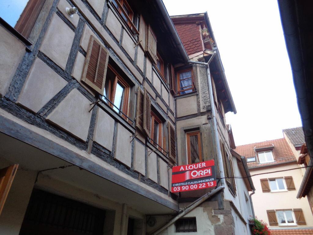 Location Appartement 2 pièces à Obernai - vignette-1