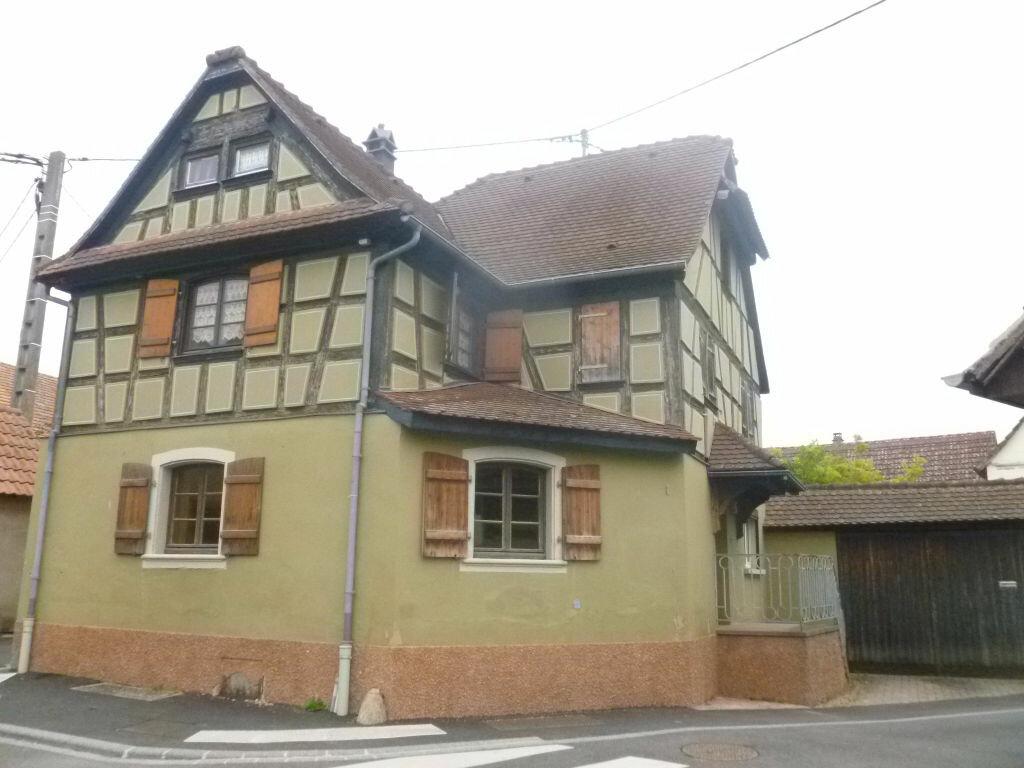 Achat Maison 6 pièces à Krautergersheim - vignette-1