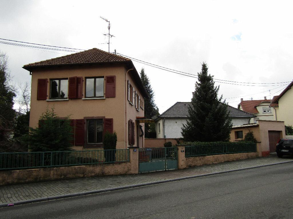 Achat Maison 5 pièces à Oberhausbergen - vignette-1