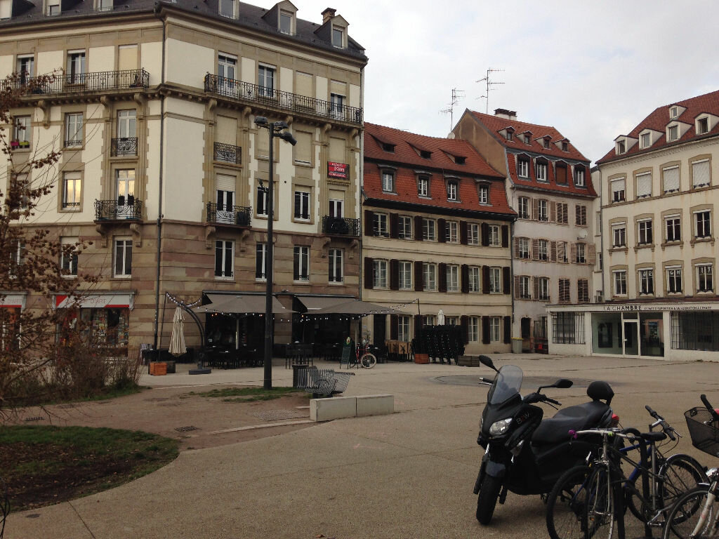 Location Appartement 2 pièces à Strasbourg - vignette-1
