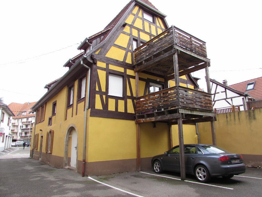 Achat Appartement 3 pièces à Molsheim - vignette-1