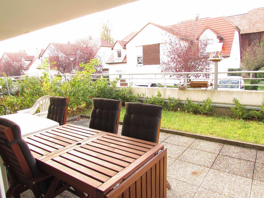 Achat Appartement 2 pièces à Ebersheim - vignette-7
