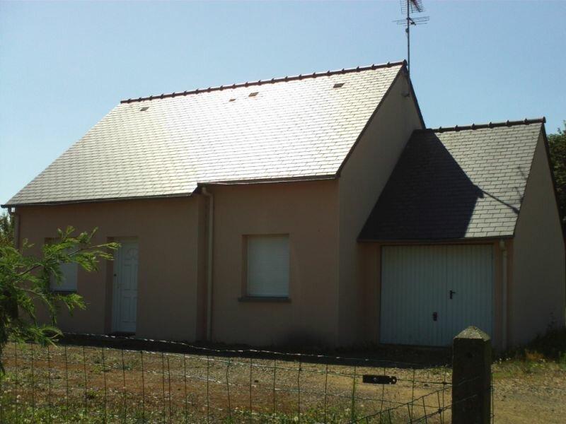 Location Maison 4 pièces à Rospez - vignette-1