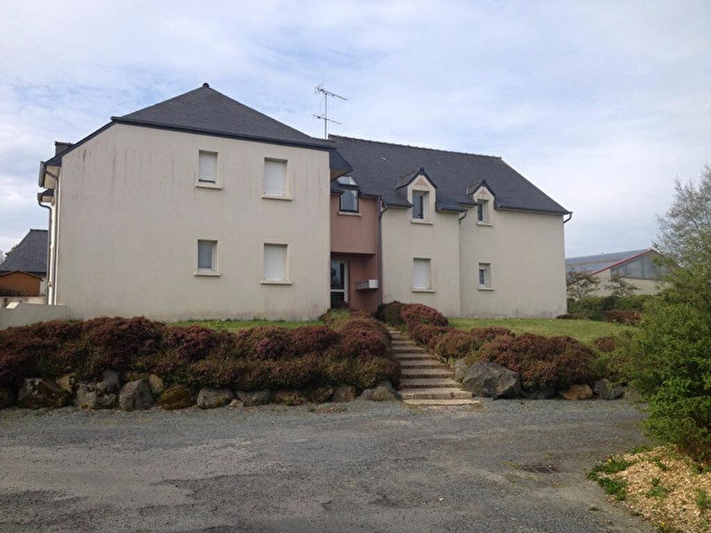 Location Appartement 3 pièces à Lannion - vignette-1