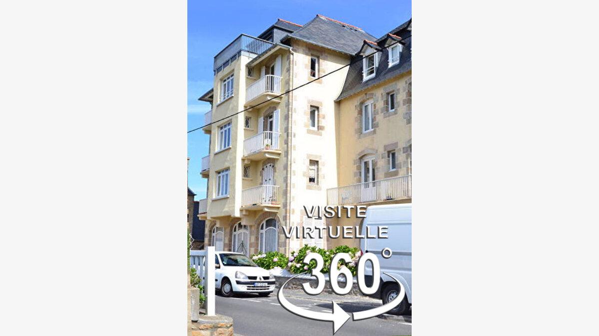 Location Appartement 1 pièce à Trébeurden - vignette-1