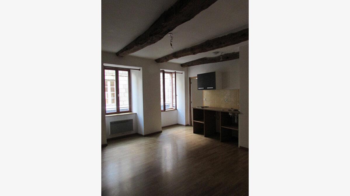 Location Appartement 2 pièces à Lannion - vignette-1