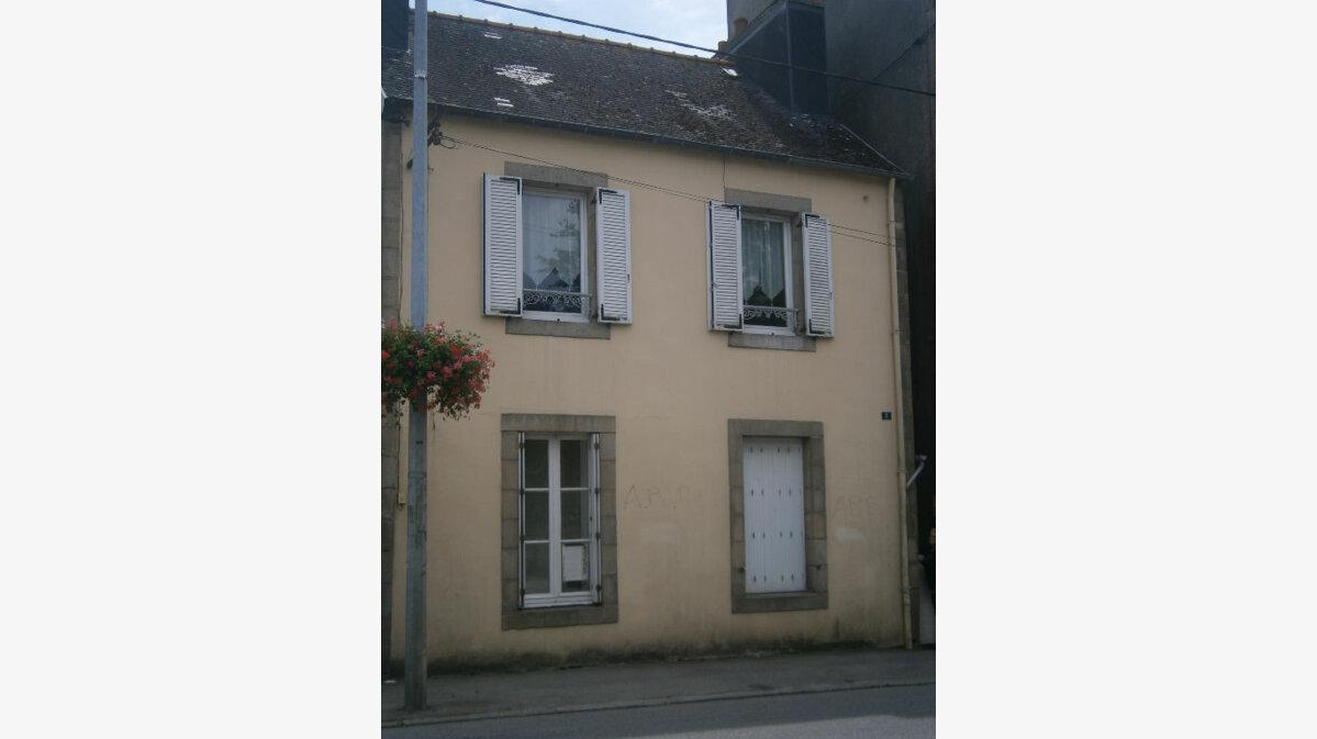 Achat Maison 7 pièces à Carhaix-Plouguer - vignette-1