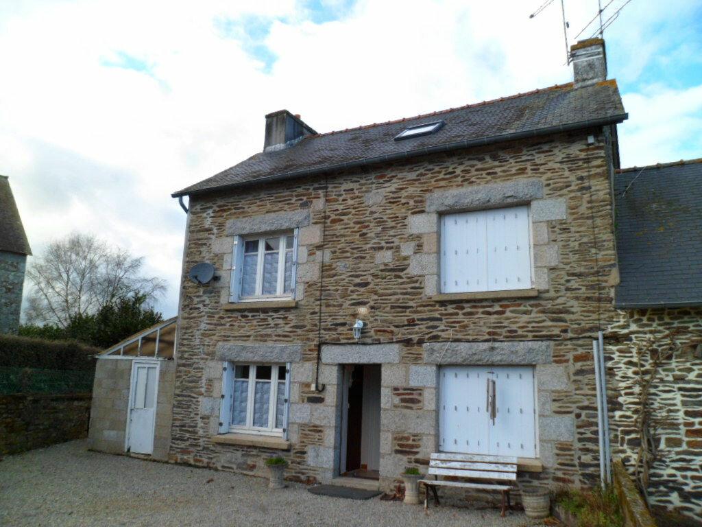 Achat Maison 9 pièces à Sainte-Tréphine - vignette-1