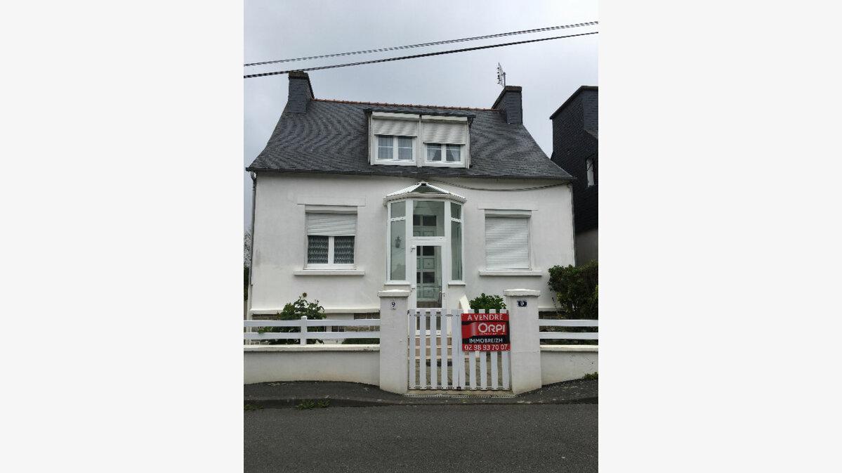 Achat Maison 6 pièces à Carhaix-Plouguer - vignette-1