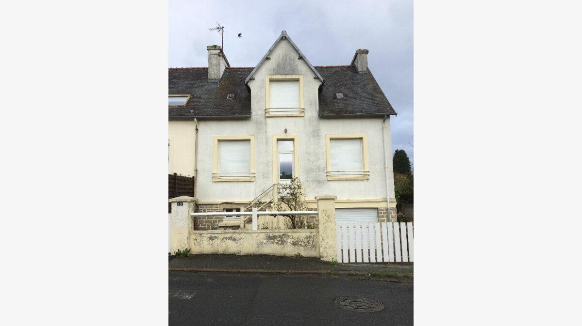Location Maison 3 pièces à Carhaix-Plouguer - vignette-1