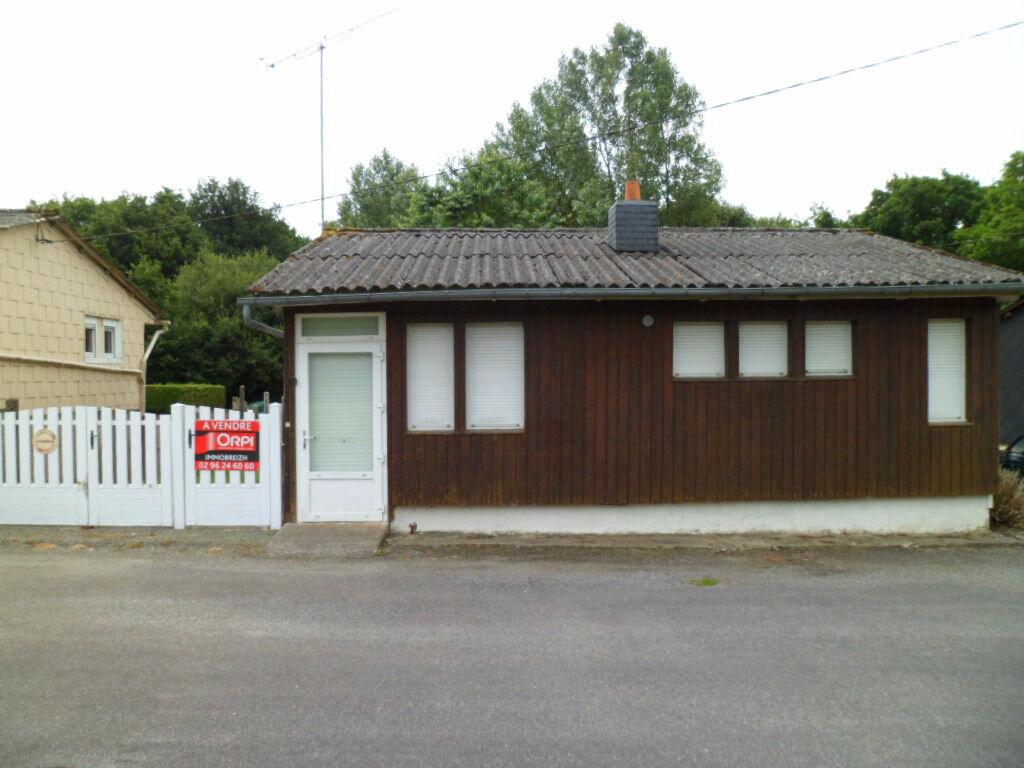 Achat Maison 4 pièces à Saint-Nicolas-du-Pélem - vignette-1