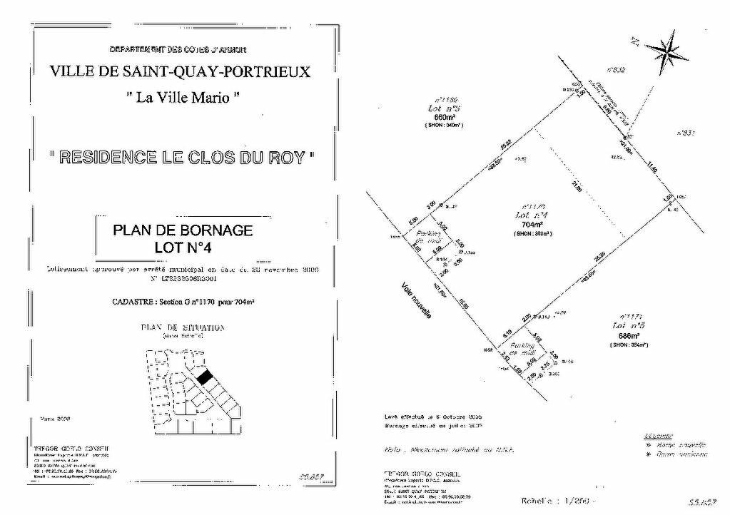 Achat Terrain  à Saint-Quay-Portrieux - vignette-4