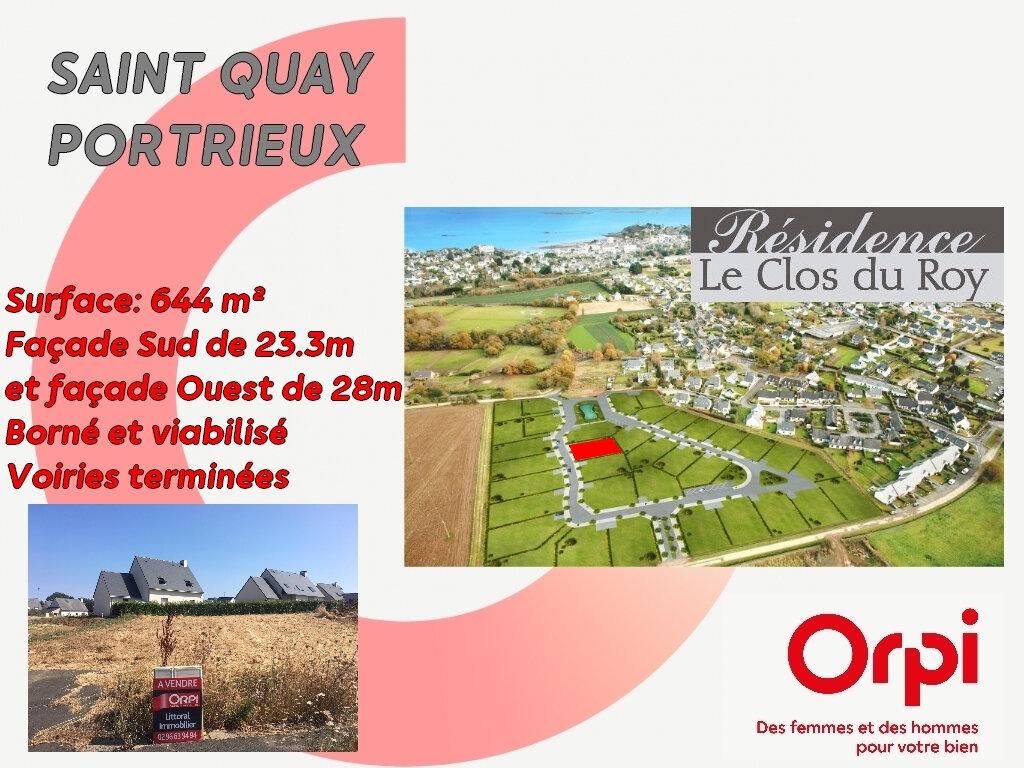 Achat Terrain  à Saint-Quay-Portrieux - vignette-1