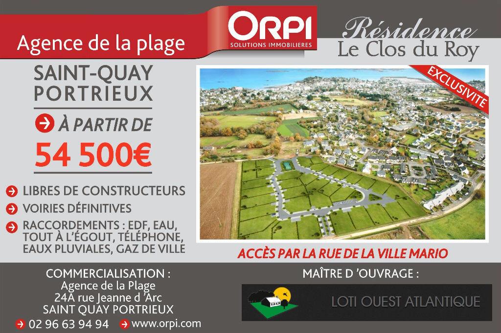 Achat Terrain  à Saint-Quay-Portrieux - vignette-3