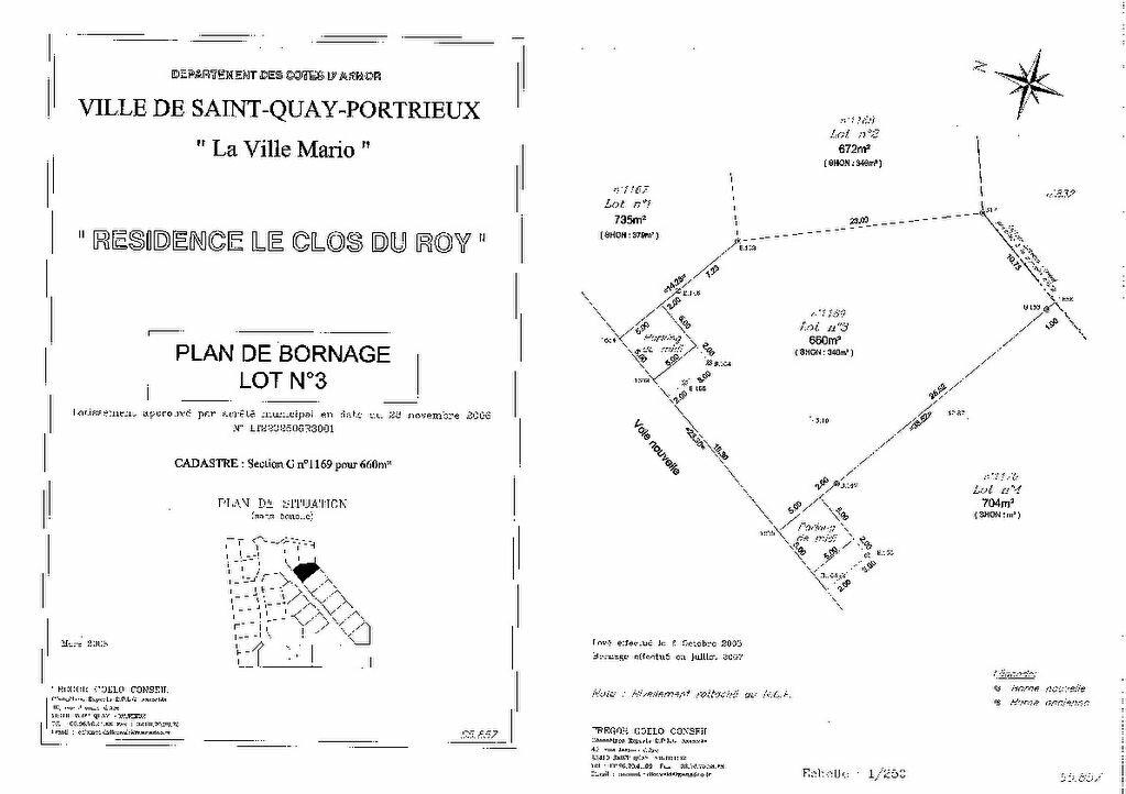 Achat Terrain  à Plourhan - vignette-3