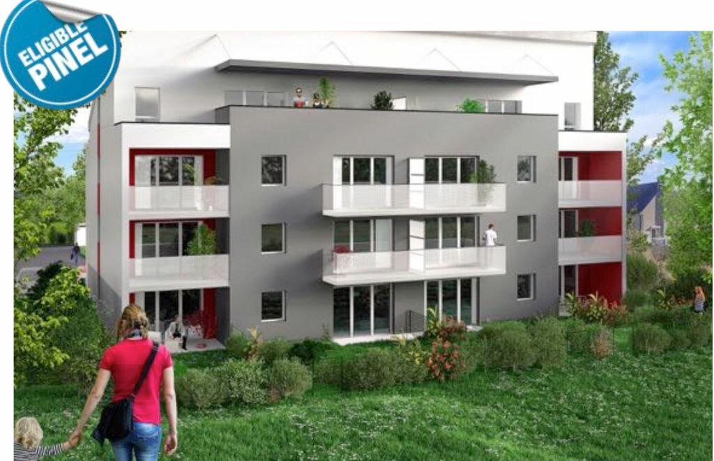 Achat Appartement 3 pièces à Ploufragan - vignette-1