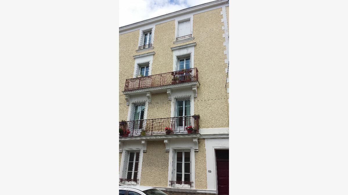 Achat Appartement 4 pièces à Saint-Nazaire - vignette-1