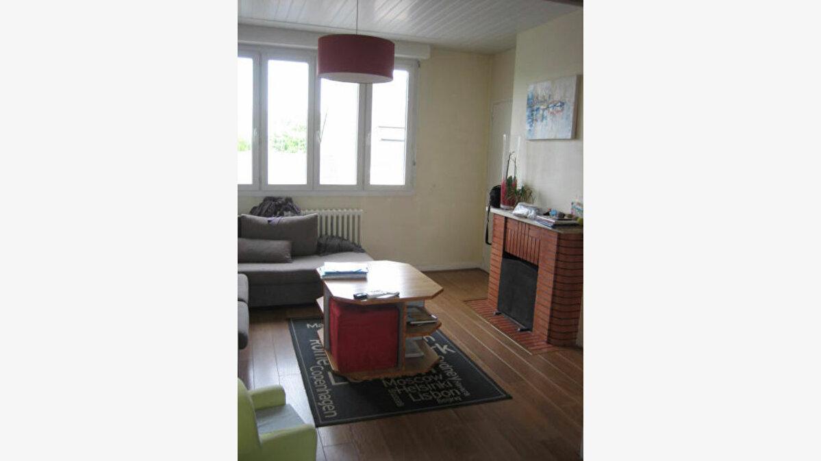 Achat Appartement 5 pièces à Saint-Nazaire - vignette-1