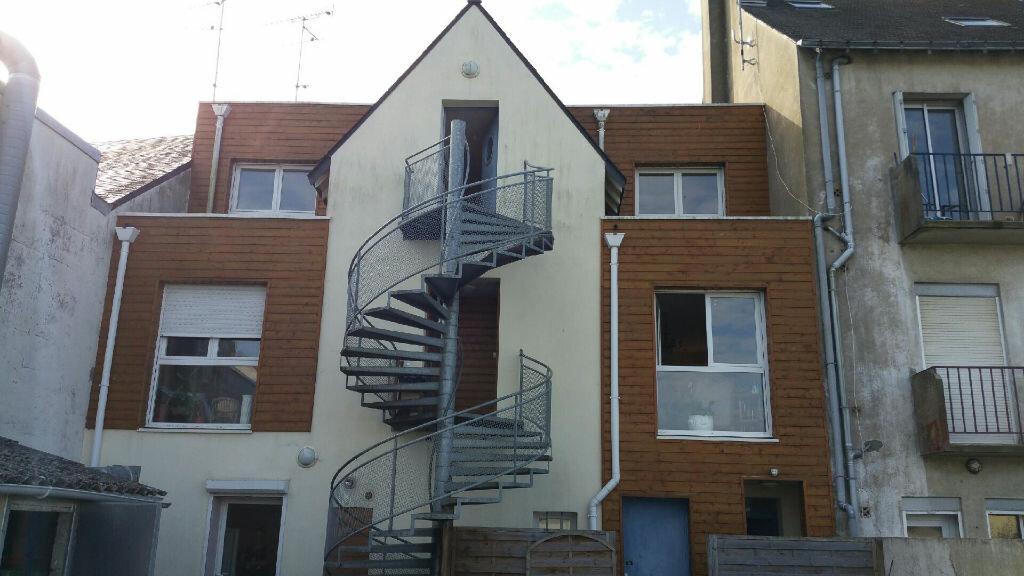Location Appartement 3 pièces à Saint-Nazaire - vignette-1