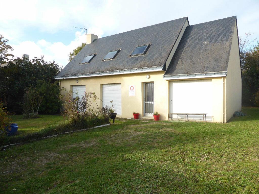 Location Maison 4 pièces à Saint-Nazaire - vignette-1