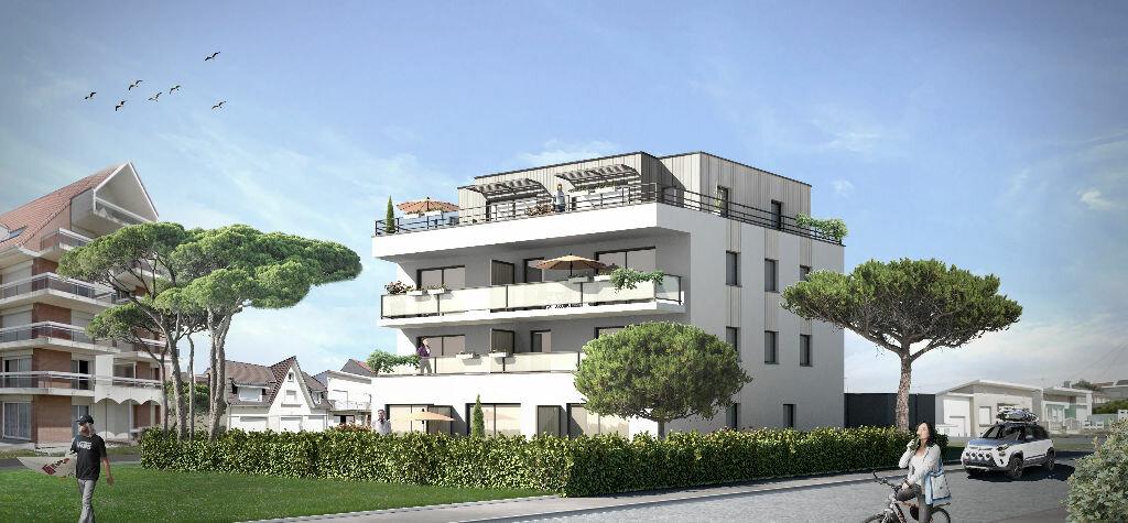 Achat Appartement 2 pièces à Cucq - vignette-1