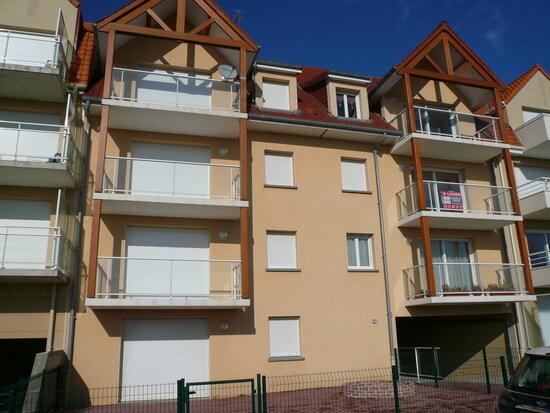 Location Appartement 3 pièces à Cucq - vignette-1