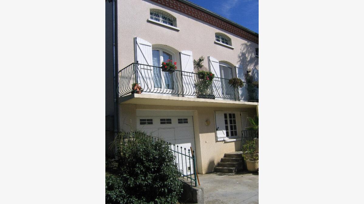 Achat Maison 8 pièces à Viviers-lès-Montagnes - vignette-1