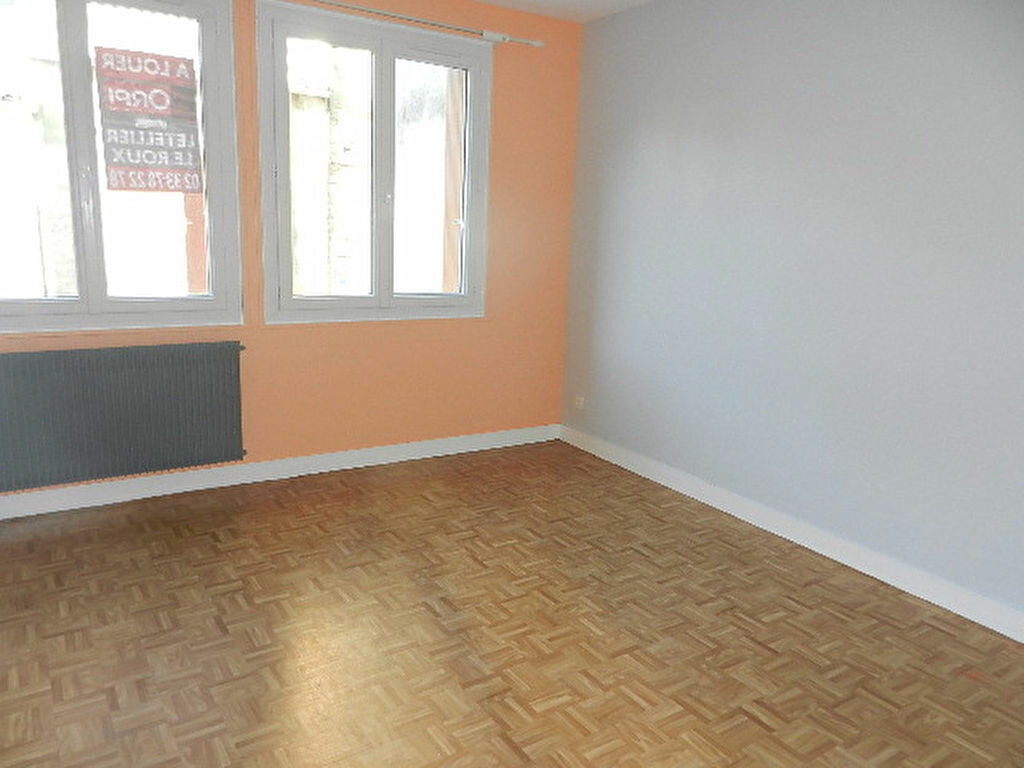 Location Appartement 1 pièce à Cherbourg-Octeville - vignette-1