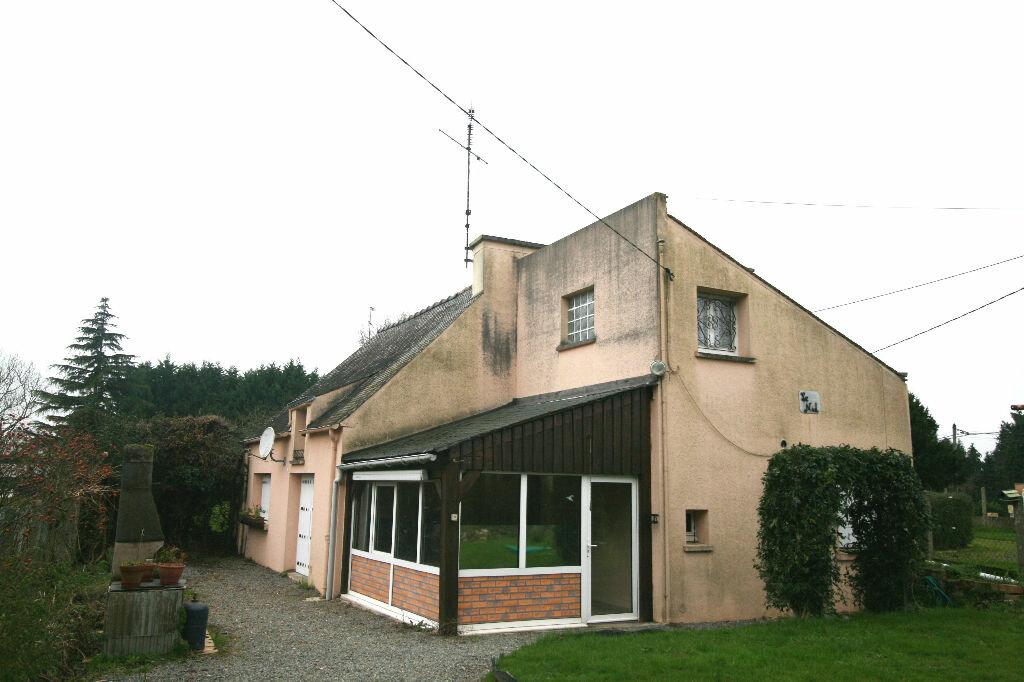 Achat Maison 4 pièces à Saint-Vincent-sur-Oust - vignette-1