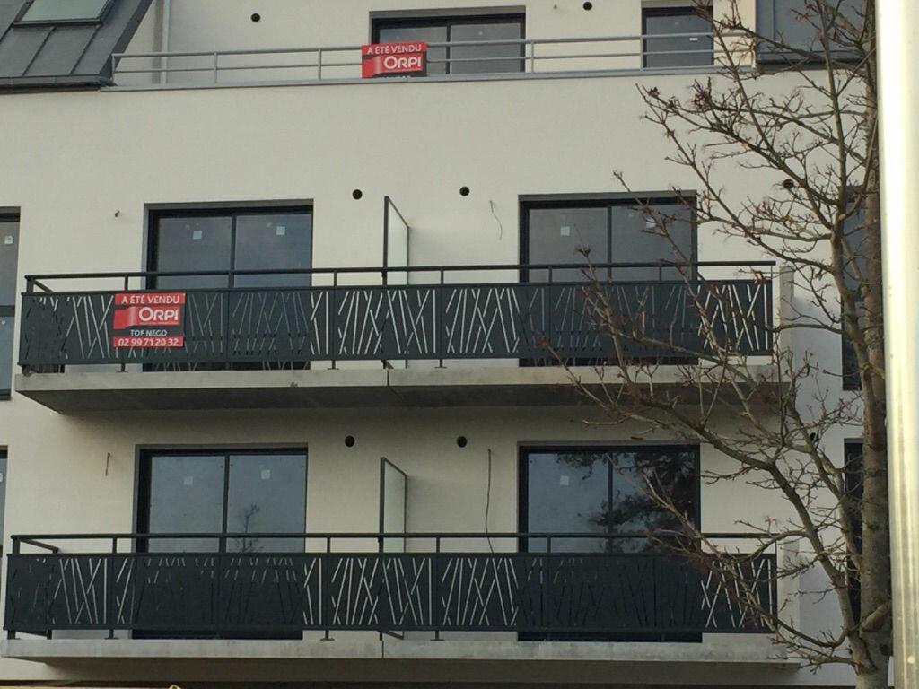 Achat Appartement 3 pièces à Saint-Nicolas-de-Redon - vignette-1