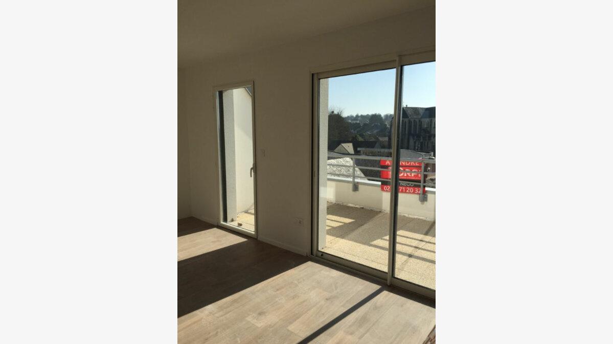 Achat Appartement 3 pièces à Saint-Nicolas-de-Redon - vignette-2