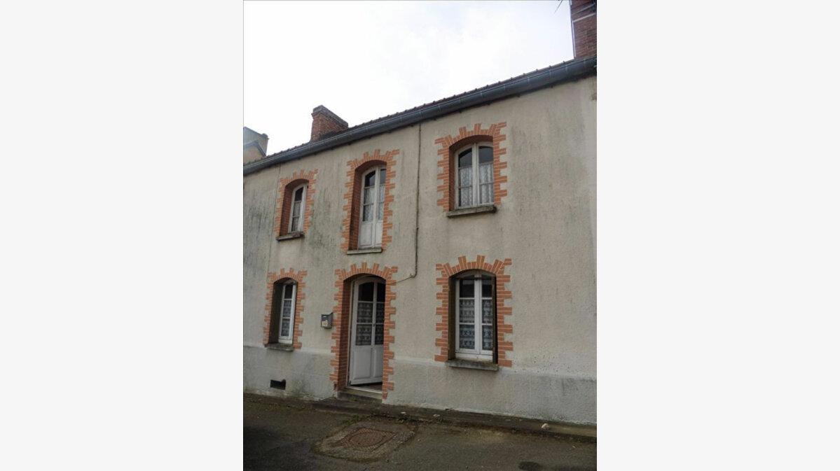 Achat Maison 3 pièces à La Chapelle-de-Brain - vignette-1
