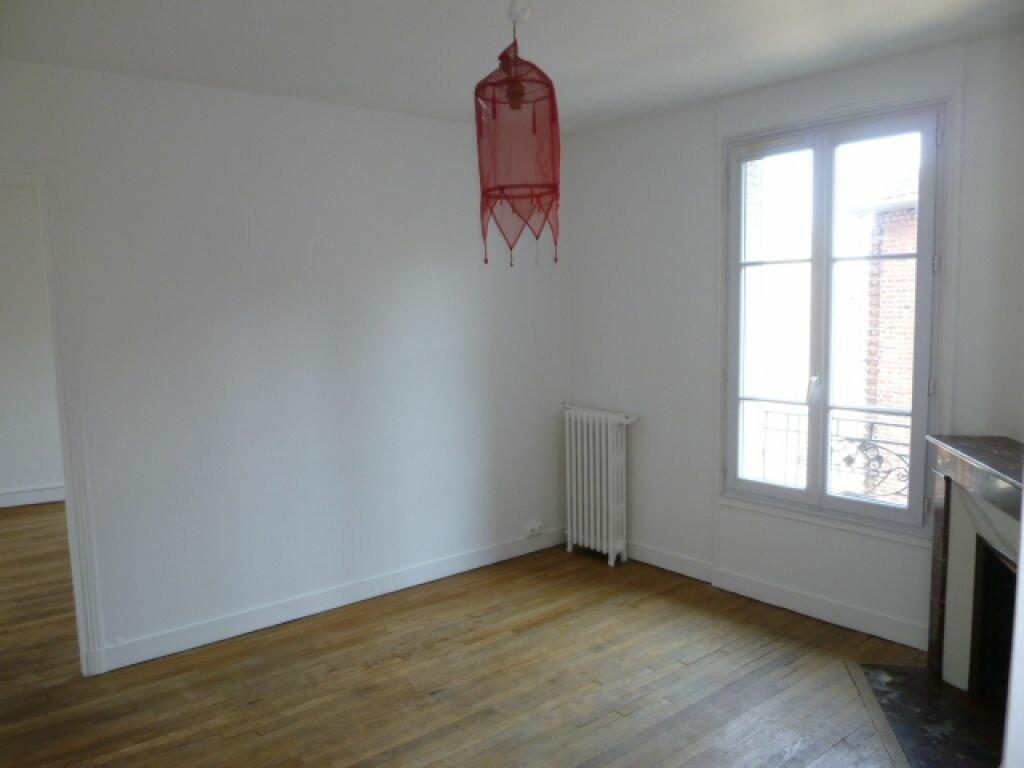 Location Appartement 2 pièces à Saint-Ouen - vignette-1