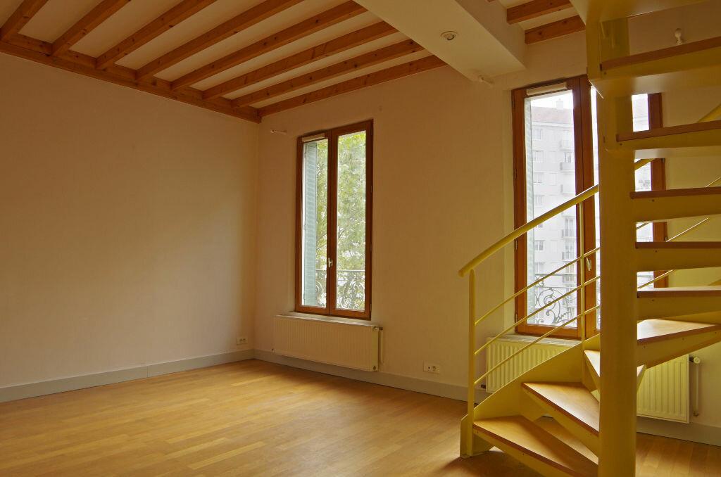 Achat Appartement 4 pièces à Malakoff - vignette-1
