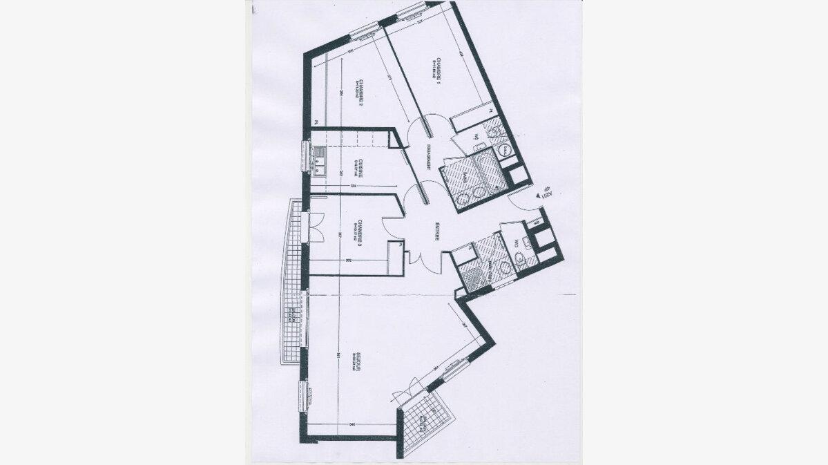 Achat Appartement 4 pièces à Paris 15 - vignette-2