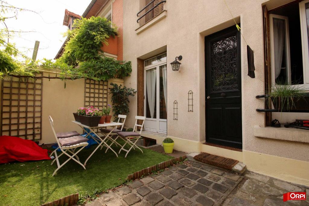 Achat Maison 4 pièces à Fontenay-sous-Bois - vignette-1