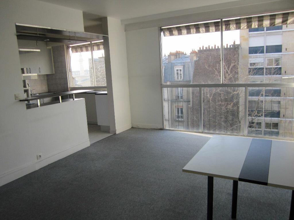 Location Appartement 2 pièces à Paris 20 - vignette-1