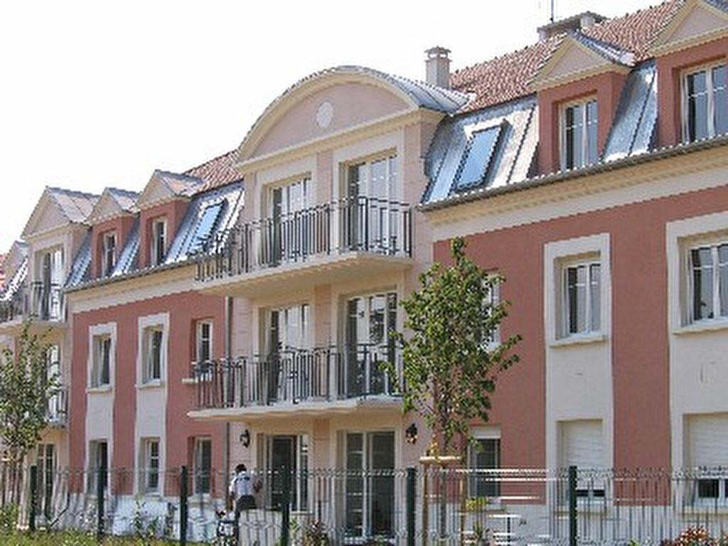 Location Appartement 2 pièces à Aubergenville - vignette-1