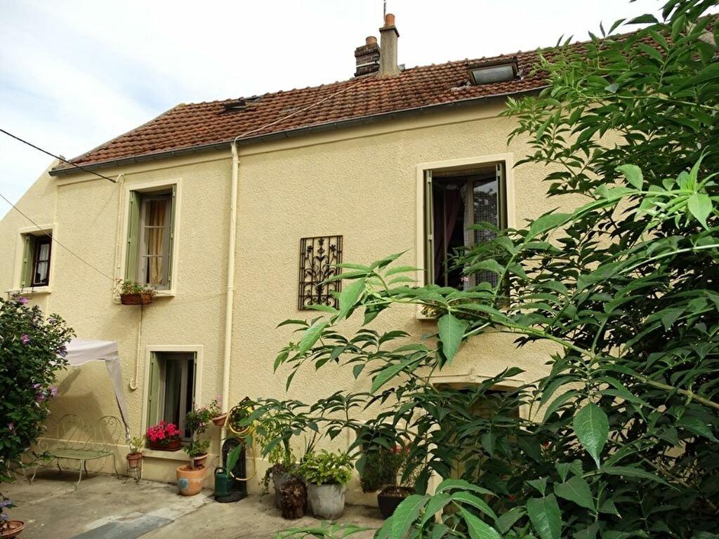 Achat Maison 4 pièces à Mézières-sur-Seine - vignette-1