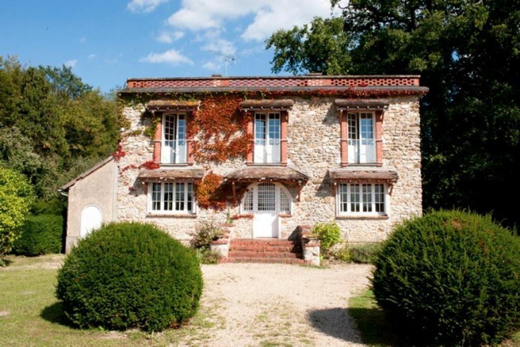 Achat Maison 4 pièces à Chailly-en-Bière - vignette-1
