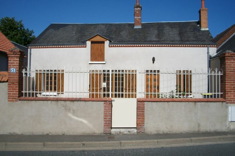 Location Maison 4 pièces à Mer - vignette-1