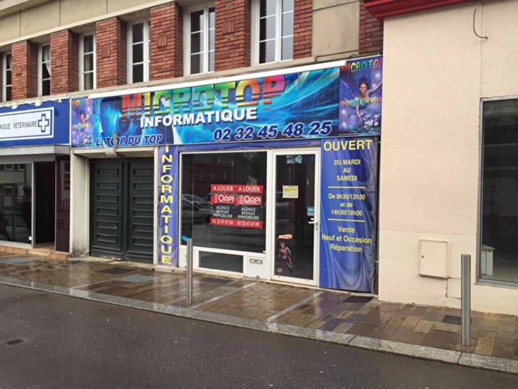 Location Local commercial  à Brionne - vignette-1