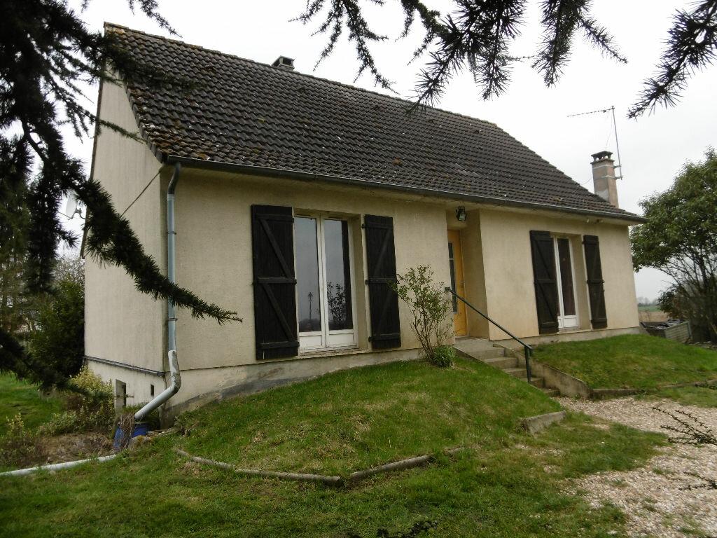 Achat Maison 4 pièces à La Barre-en-Ouche - vignette-1