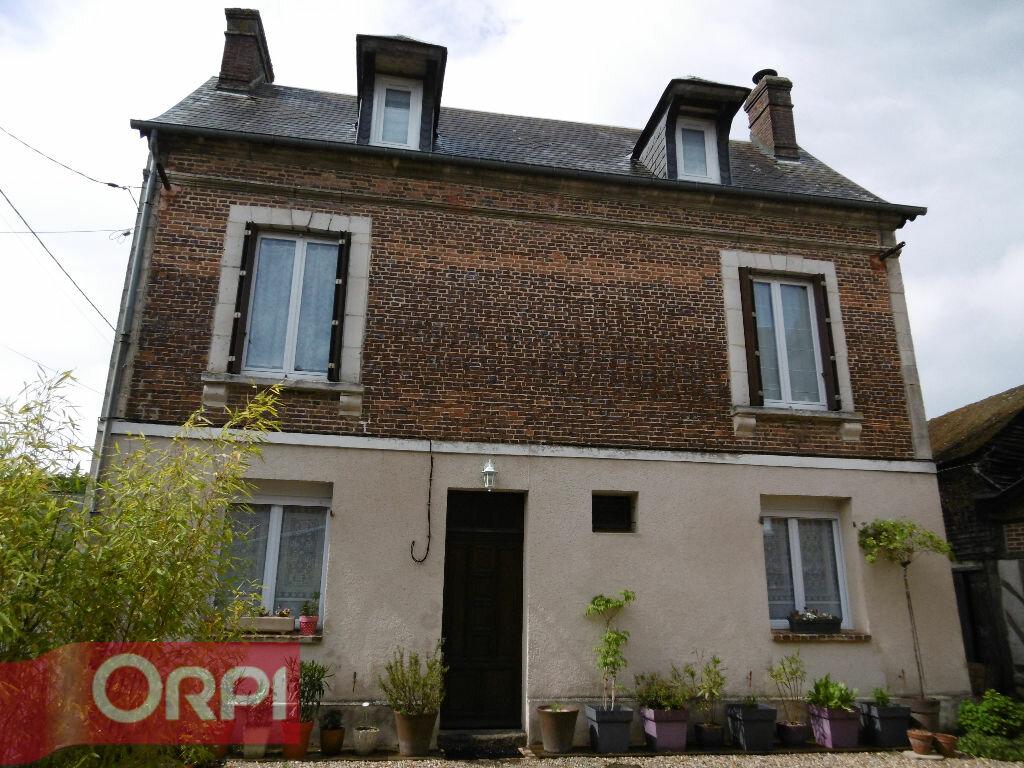 Achat Maison 5 pièces à Serquigny - vignette-1