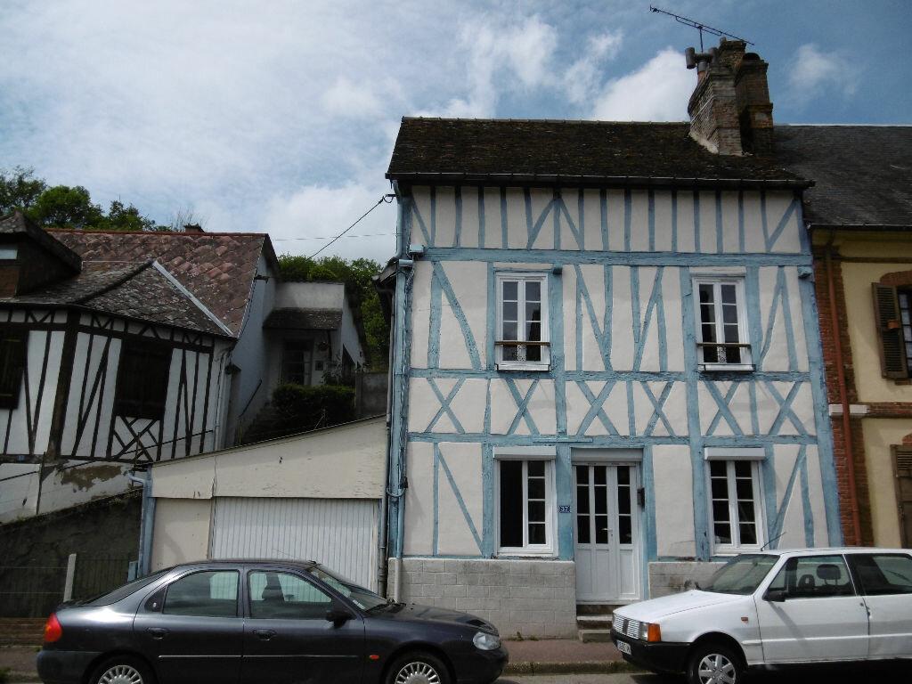 Achat Maison 4 pièces à Broglie - vignette-1