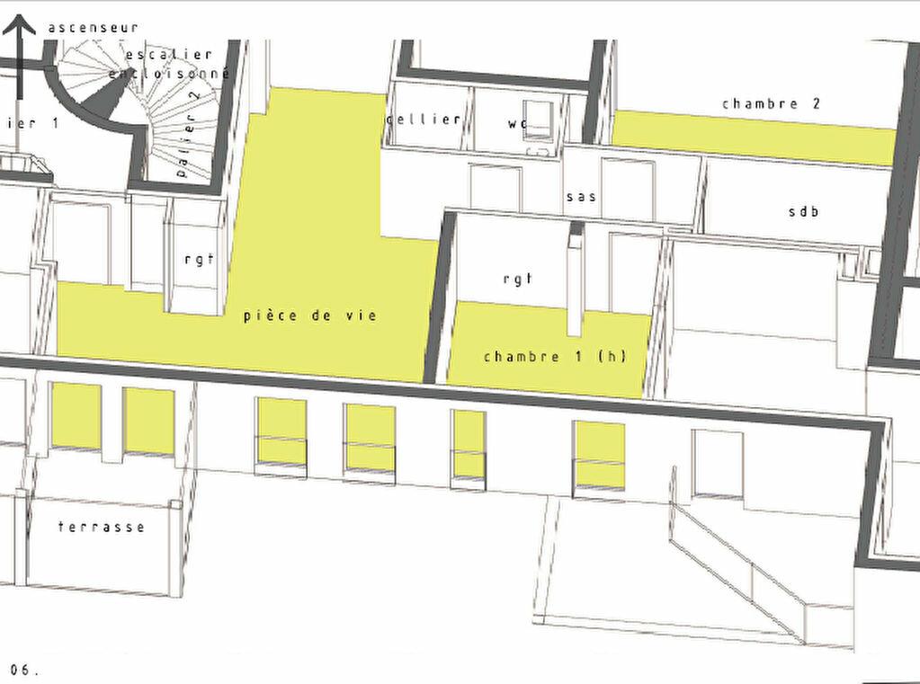 Achat Appartement 3 pièces à Bernay - vignette-1