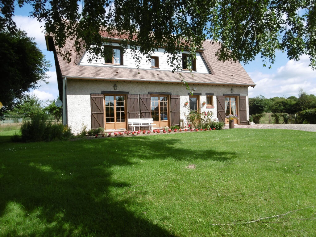 Achat Maison 5 pièces à Saint-Aubin-le-Guichard - vignette-1