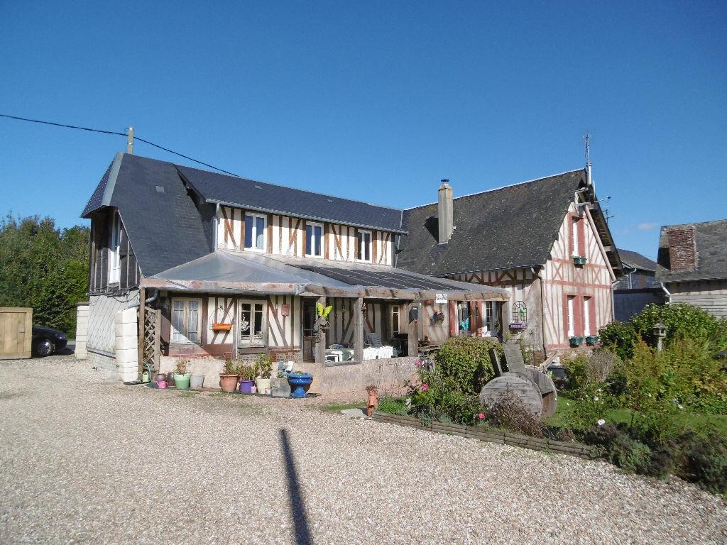 Achat Maison 6 pièces à Lieurey - vignette-1