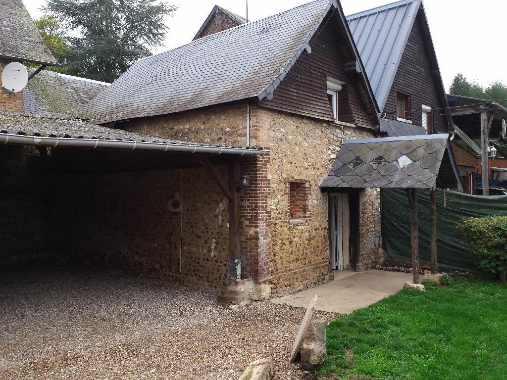 Location Maison 2 pièces à Daubeuf-près-Vatteville - vignette-1